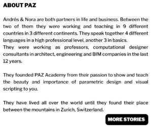 PAZ Academy Home