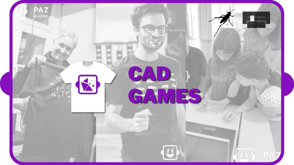 CAD Games - Industrial Design
